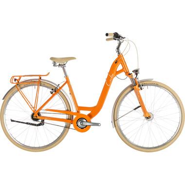 Vélo de Ville CUBE ELLA CRUISE WAVE Orange 2019